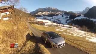 CITROEN DS5 2013 - SNOW TEST
