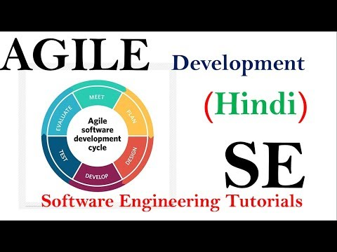 Agile Development Process in Hindi | Software Engineering tutorials