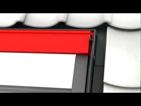 Velux ssl persiana solar youtube for Persiana avvolgibile velux