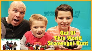 Scavenger Hunt On Another Planet! / That YouTub3 Family I Family Channel