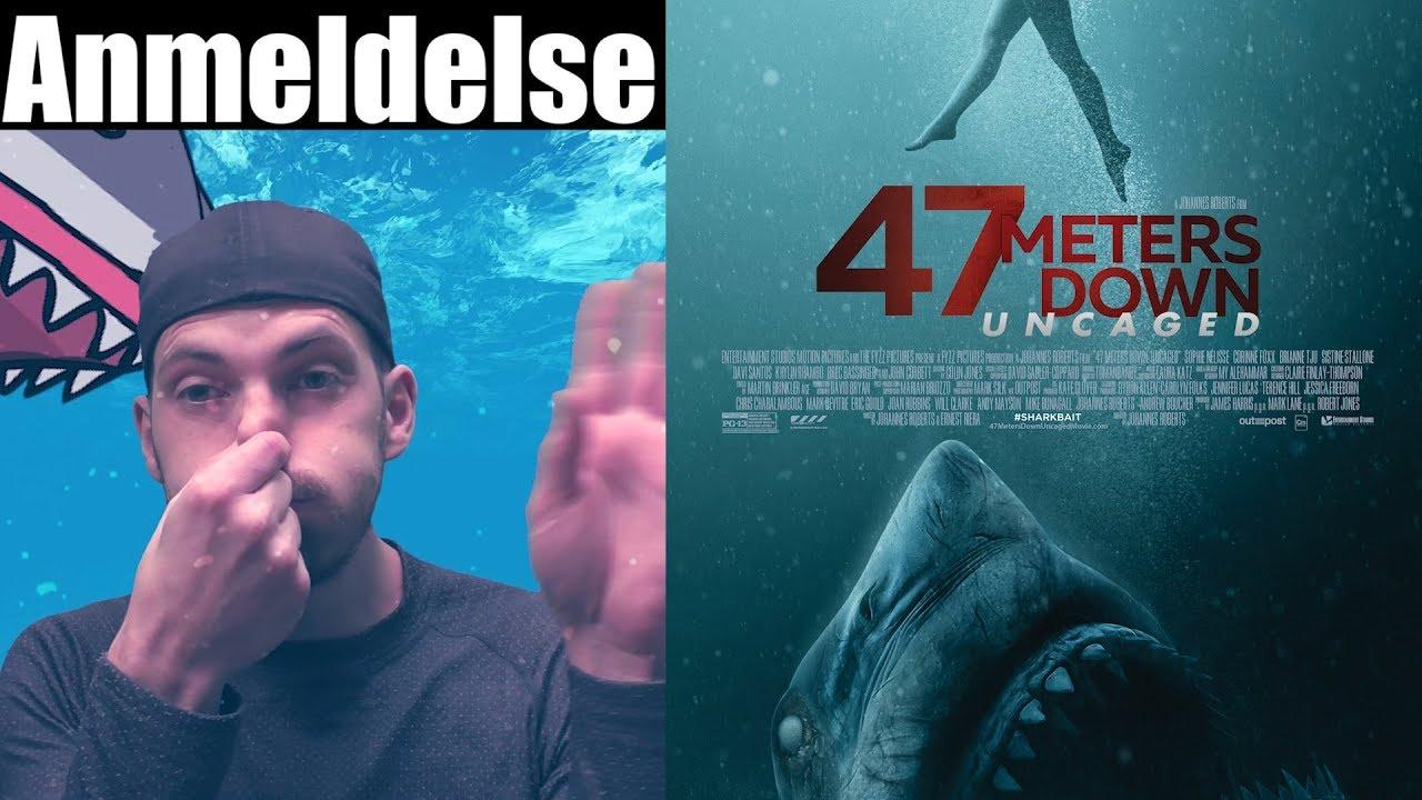 Download 47 Meters Down: Uncaged (2019) Filmanmeldelse