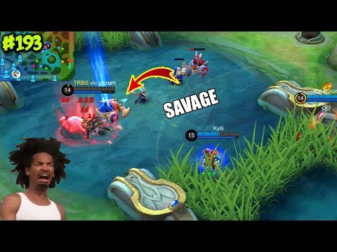 Mobile Legends WTF Funny Moments Episode 193
