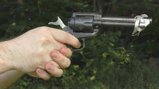 A German Revolver...That is falling apart - H. Schmidt model 21