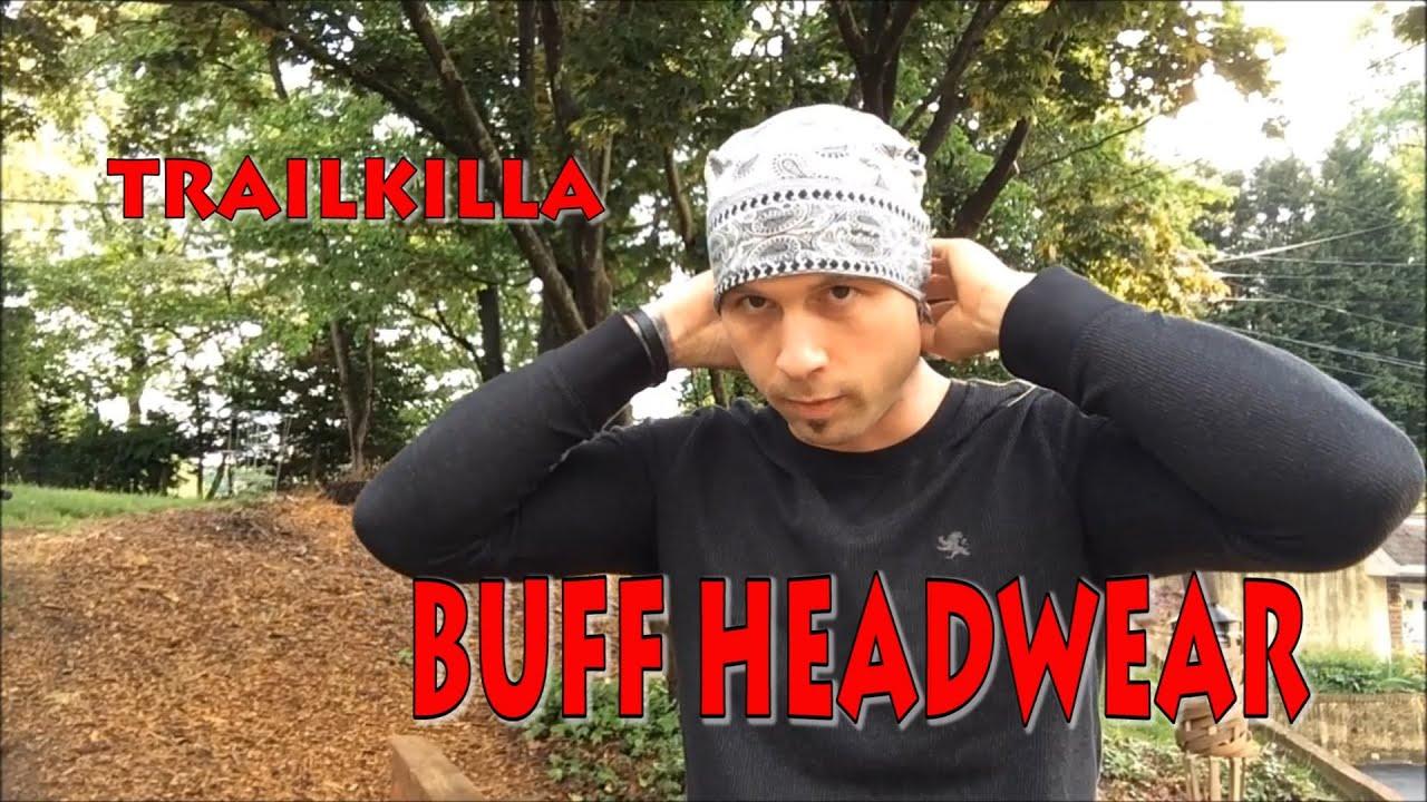 Buff Headwear - YouTube