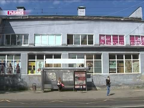 В Рыбинске вместо кинотеатра появился торговый центр