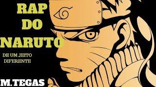 Rap do Naruto de uma forma diferente|  (Prod. Émilg Beats)