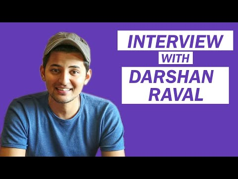 Dialogue @ Nation Next with Darshan Raval | Interview