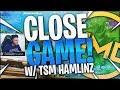 TSM Myth - HAMLINZ AND I SHOW YOU HOW IT'S DONE!!! (Fortnite BR Full Match)