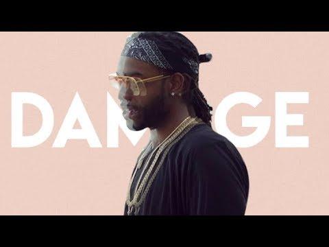 PARTYNEXTDOOR - Damage feat  Halsey Type beat | Seven Days