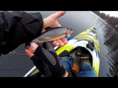 Opening Day For Trout Ponds In New Hampshire - Also River Trout Fishing And Pond Bass Fishing