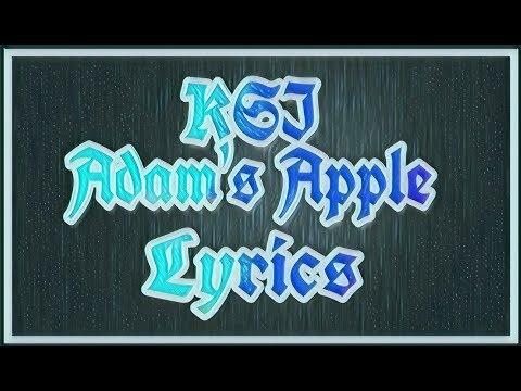 KSI- Adam's Apple ft Alesa (Lyrics)