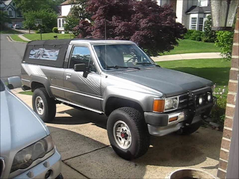 Updates And Fixing Up The 1987 Toyota 4runner Youtube