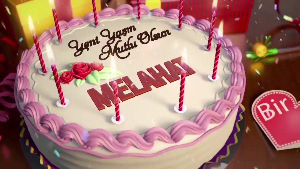 İyi ki doğdun MELAHAT - İsme Özel Doğum Günü Şarkısı