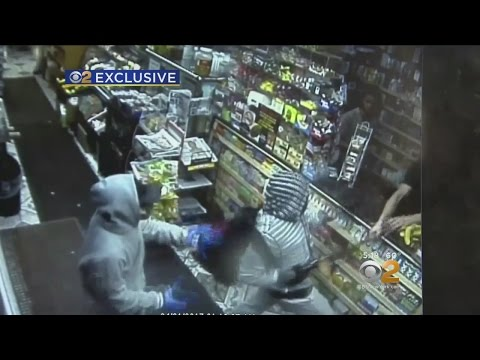 Exclusive: East Harlem Deli Owners Fight Back Against Gun-Toting Robbers