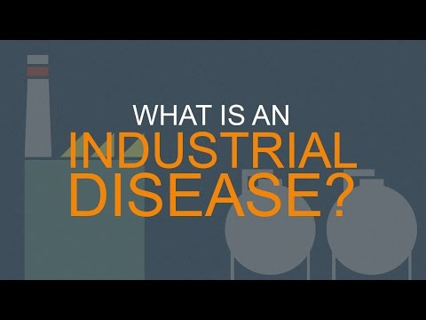 What is an industrial disease? First4Lawyers
