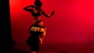 Araceli De Anda--Show Triballika 2011