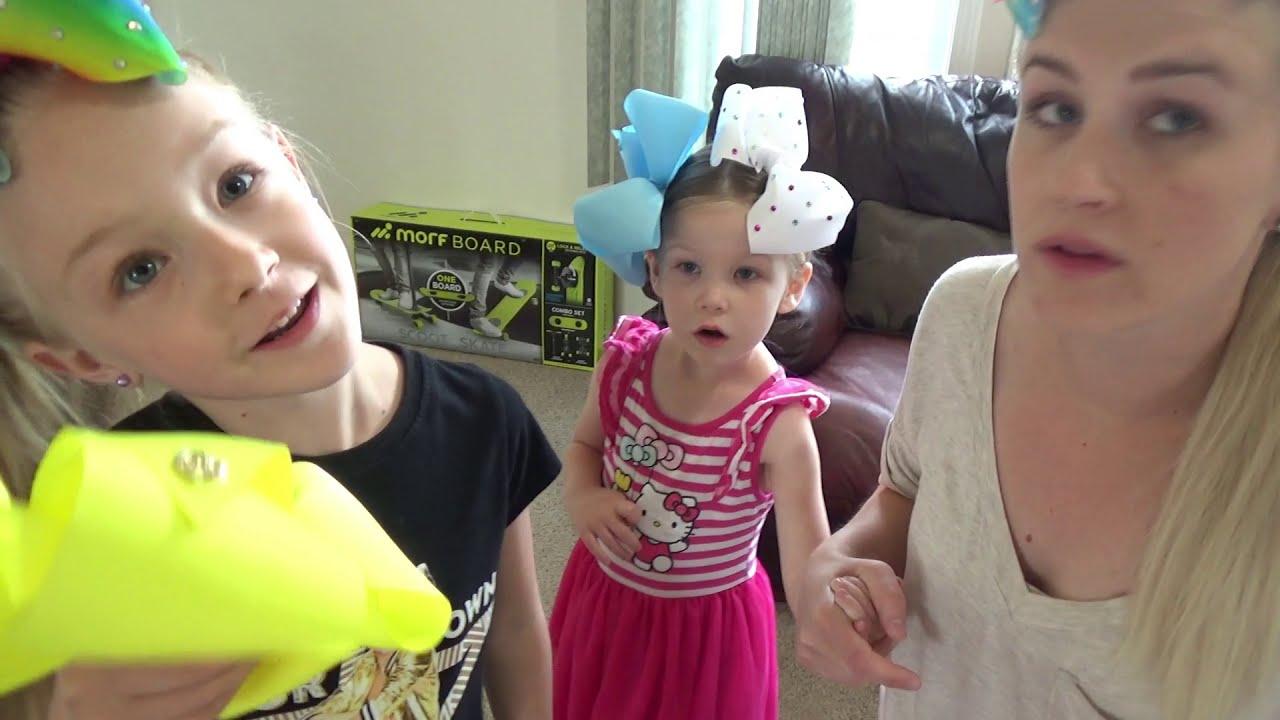 Hello Neighbor In Real Life Jojo Bows Scavenger Hunt