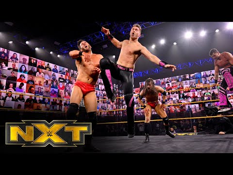 Undisputed ERA vs. Breezango – Dusty Rhodes Tag Team Classic First Round: WWE NXT, Jan. 13, 2021