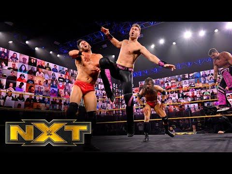 Undisputed ERA vs. Breezango – Dusty Rhodes Tag Team Classic First Round: WWE NXT, Jan. 13, 2021