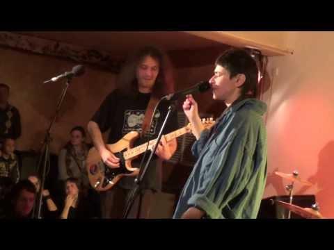 Умка и Броневик, концерт в Живом Уголке, 24 ноября 2013.