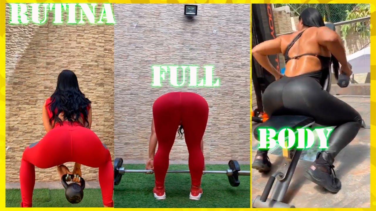 ejercicios para bajar de peso rápido en todo el cuerpo..