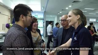 Alibaba-Cloud-SUSS Entrepreneurship Programme - Pitch to Investors