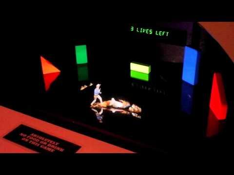 Time Traveler Arcade Gameplay