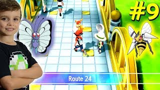 ⚡️ POKEMON: LET'S GO #9 Rota 24 - Preenchendo a Pokedex - 2 jogadores