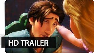 RAPUNZEL - Neu verföhnt - Zweiter offizieller Trailer (deutsch/german) | Disney HD