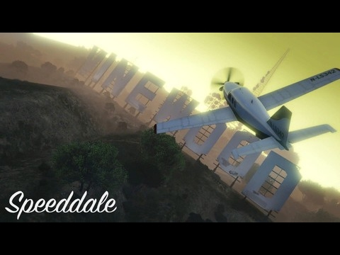 High on the Vinewood Hills (Special EDM Mix) GTA Video Mix