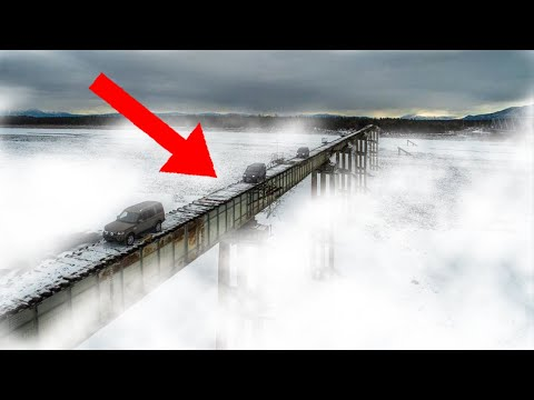 15 Most TERRIFYING Bridges In The World!