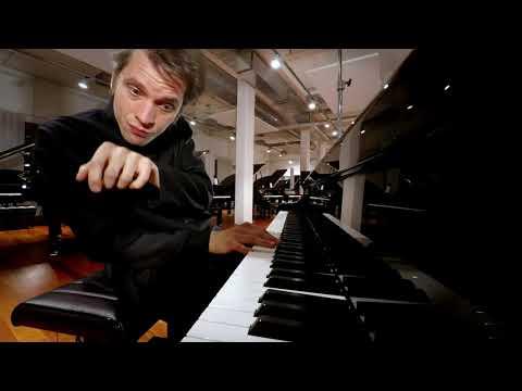 Severin von Eckardstein plays Medtner lyric fragments op. 23