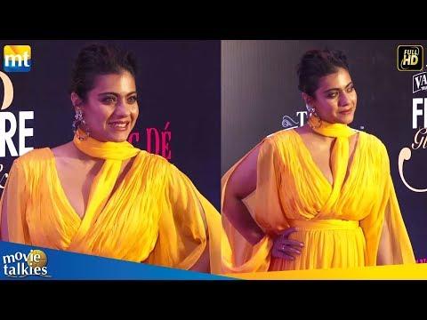 Gorgeous Kajol At Filmfare Glamour & Style Awards 2019 thumbnail