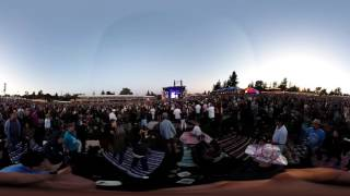 Free Falling - Tom Petty at Bottlerock 2017 in 360