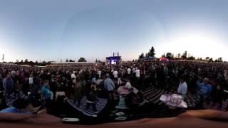 Free Falling - Tom Petty at Bottlerock 2017 in 360