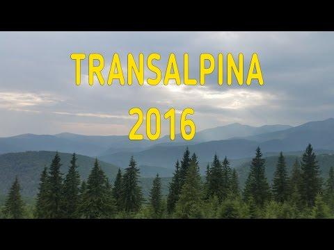 TransAlpina Traseu Complet Sebes - Novaci DN67C Soseaua cea mai Inalta din Romania 2016