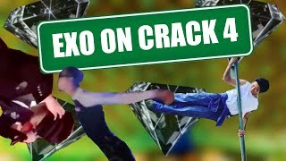 exo crack 4 || the truth of the ooh la la la dp video