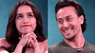 OMG! Tiger Shroff CLAIMS that Shraddha Kapoor is MARRIED | Watch Exclusive Interview