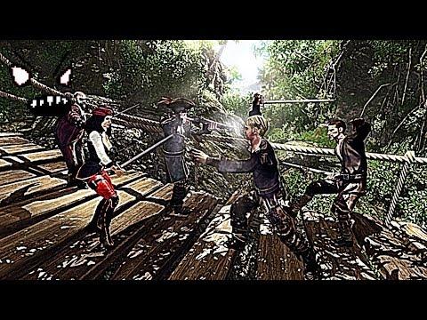 Still not a pirate yet: Mount C plays Risen 2: Dark Waters #3 |