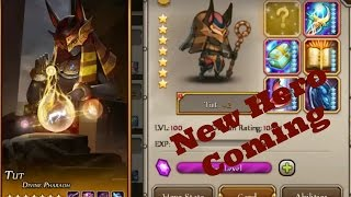Soul Hunters Live-  New Hero is Coming! Saturday HOL