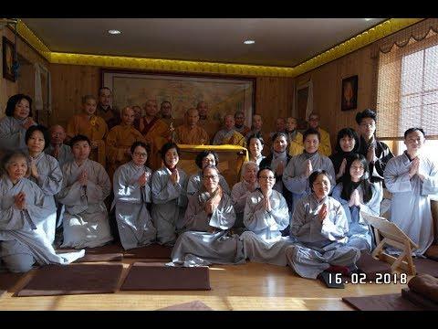 Tu Viện Vô Lượng Thọ - Amitayus Buddhist Retreat Center