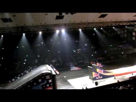 Special Greg Special Flip Crash on BMX