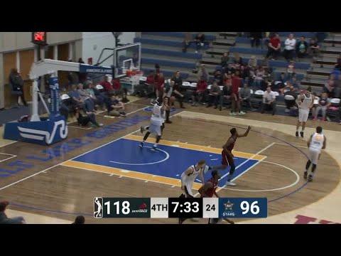 Derrick Jones Jr. (33 points) Highlights vs. Salt Lake City Stars
