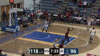 Derrick Jones Jr. (33 points) Highlights vs. Salt Lake City Stars Video