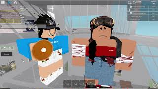 Short Roblox Film : Survive the random invisible disasters