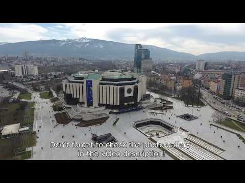 National Palace of Culture (NDK) - part 1
