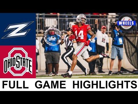 Akron vs. Ohio State - Game Recap - September 25, 2021 - ESPN