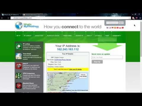 Change Your IP Address With One Click - Hola! FREE VPN - YouTube