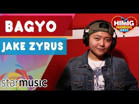 Jake Zyrus - Bagyo | Himig Handog 2017 (Official Recording Session)
