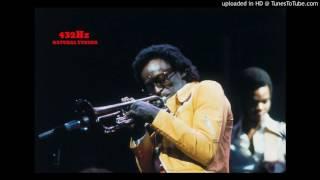 Miles Davis & Friends - Penetration 432Hz